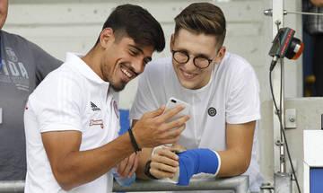 Πως είδε ο Ρέτσος τον Ολυμπιακό απέναντι στη Γκενκ