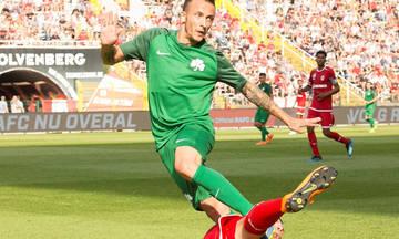 Ο Παναθηναϊκός έχασε από την Αντβέρπ με 2-1