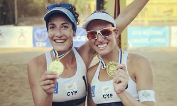 «Χρυσές» και στην Κύπρο οι Μαναβή, Τσοπούλου