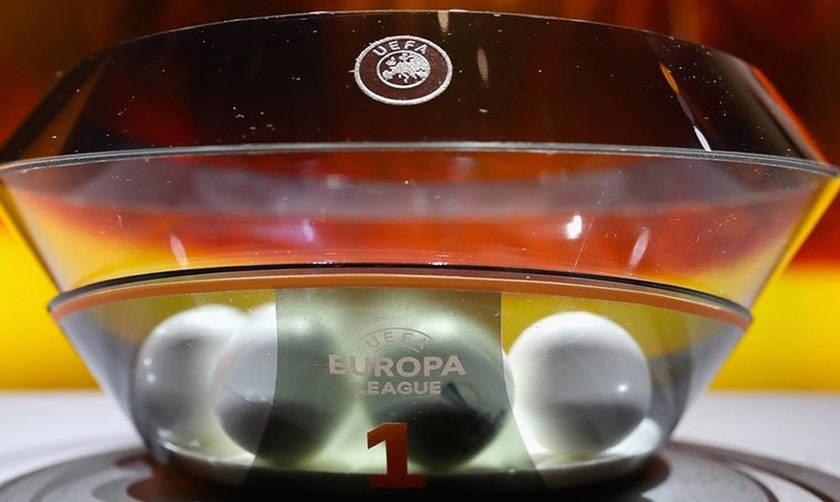 Live: Κλήρωση του Europa League (15.00)