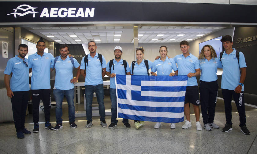 Η Εθνική ομάδα στο παγκόσμιο πρωτάθλημα Ιστιοπλοΐας