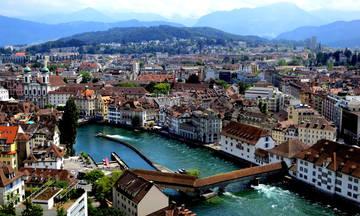 Λουκέρνη: Τουριστικός παράδεισος στην «καρδιά» της Ελβετίας (pics)