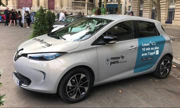 Τα ηλεκτρικά Renault θα γεμίσουν το Παρίσι