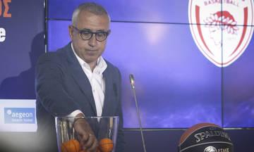 Σταυρόπουλος:«Αλλάξαμε πολλά, στόχος και οι τρεις τίτλοι»