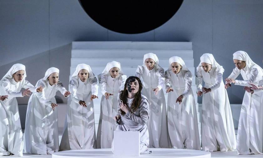 Η «Ηλέκτρα» του Σοφοκλή, από το Εθνικό Θέατρο στο Βορειοανατολικό Αιγαίο