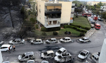 Φονικές πυρκαγιές: Μια εικόνα, χίλιες λέξεις...