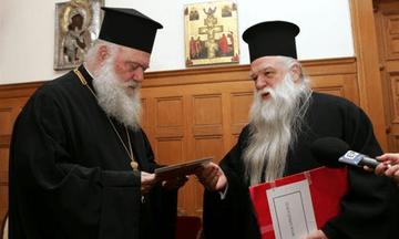 Ο Αρχιεπίσκοπος «αδειάζει» τον Αμβρόσιο