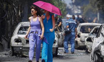 Άνοιξε η Μαραθώνος- Ποιοι δρόμοι παραμένουν κλειστοί (pic)