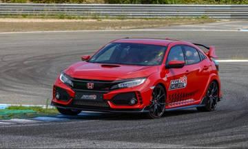 Νέο ρεκόρ από το Type R στην πίστα του Estoril