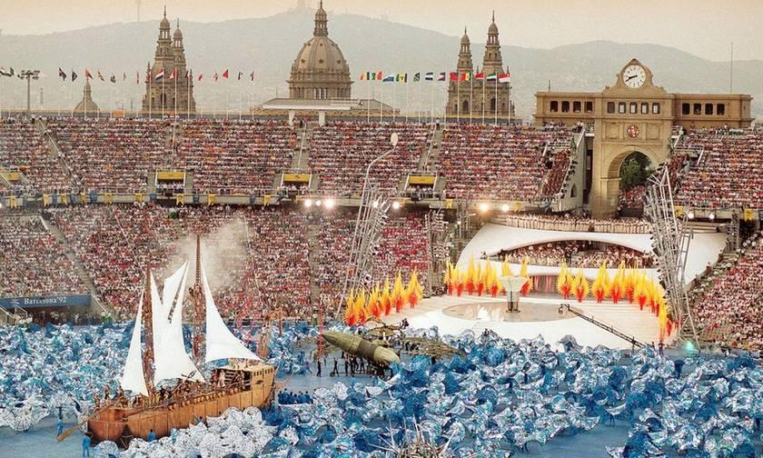 Oι 25οι Ολυμπιακοί Αγώνες στη Βαρκελώνη