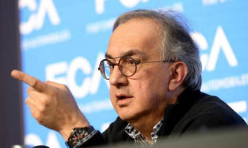 Θρήνος στη Fiat: Πέθανε ο Σέρτζιο Μαρκιόνε