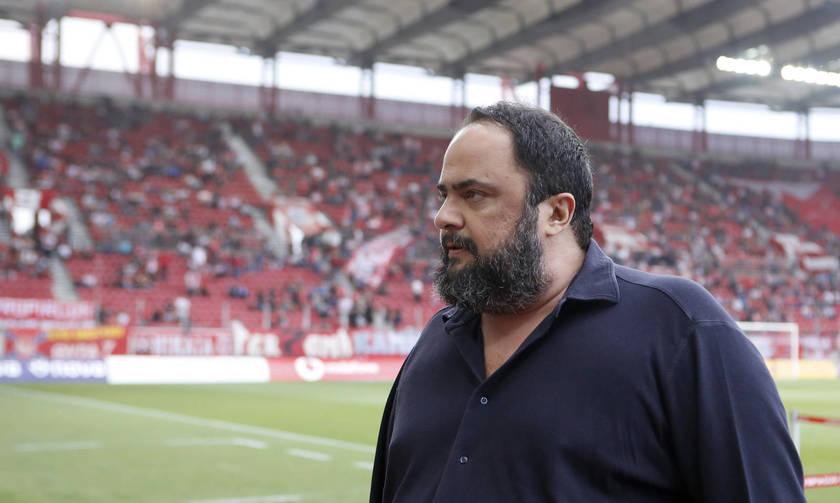 «Ύμνοι» της Marca για τον Βαγγέλη Μαρινάκη και τη στήριξή του στους πυρόπληκτους