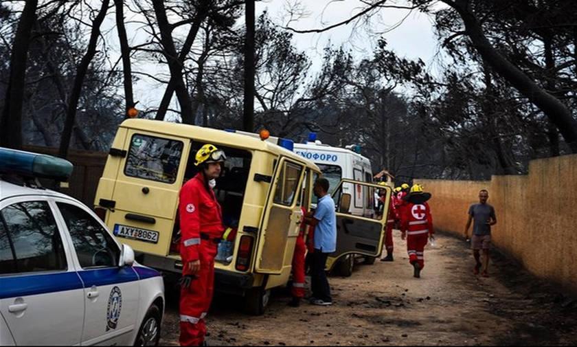 Κατέληξε 73χρονος που είχε τραυματιστεί στην πυρκαγιά, στους 83 οι νεκροί