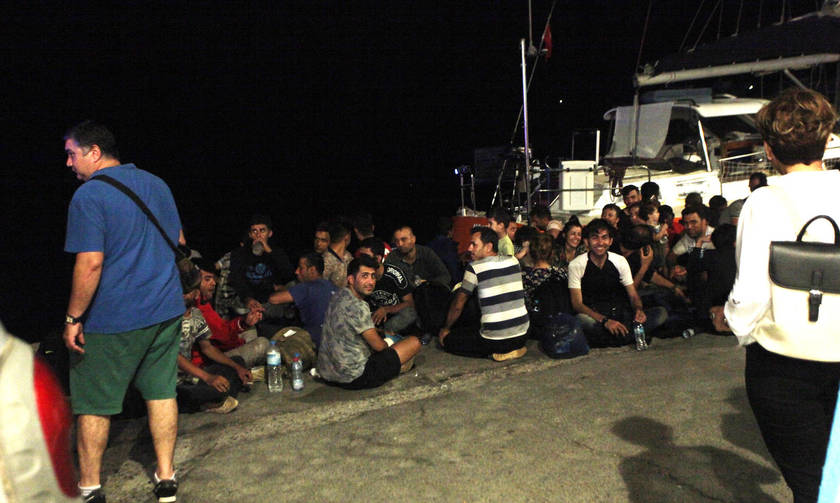 Σε εσένα που έλεγες για τους πρόσφυγες «Ας καθόταν να πολεμήσει...»