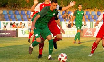 Ο γιος του Αποστολάκη σκόραρε στο 5-0 του ΠΑΟ με τη Χους (vid)