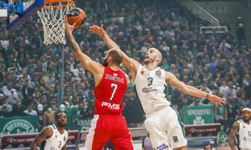 Κλήρωση Κυπέλλου μπάσκετ: Πότε συναντιούνται Ολυμπιακός-Παναθηναϊκός