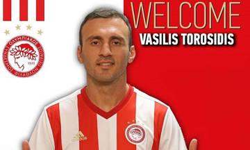 Τοροσίδης: «Να κάνουμε τον Ολυμπιακό ξανά πρωταθλητή»