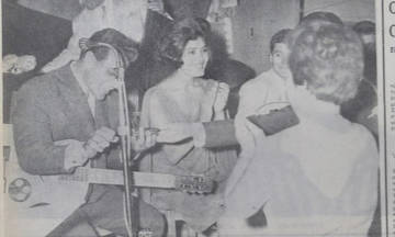Όταν ο Καζαντζίδης μιλούσε στο «ΦΩΣ» στον Πάνο Γεραμάνη (pics)