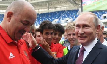 Όταν ο Πούτιν πίεσε τον Τσερτσέσοβ