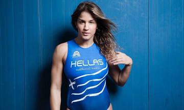 Η μεγάλη Αλεξάνδρα της Ελληνικής υδατοσφαίρισης