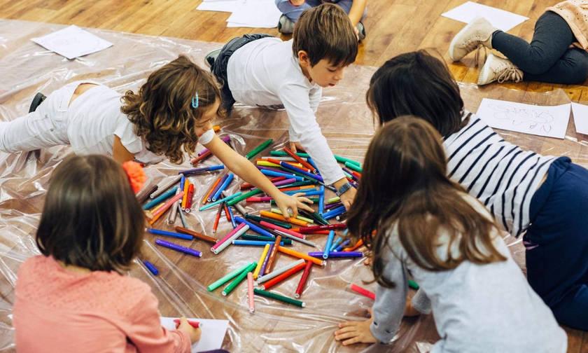 Φθινοπωρινό Camp για παιδιά στο Μουσείο Ελληνικής Παιδικής Τέχνης