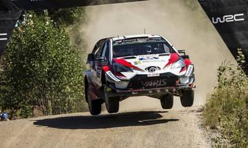 WRC: Πρώτος ο Τανάκ στη Φινλανδία