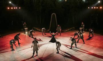 Πέρσες, σε σκηνοθεσία Άρη Μπινιάρη στο Φεστιβάλ Άνδρου