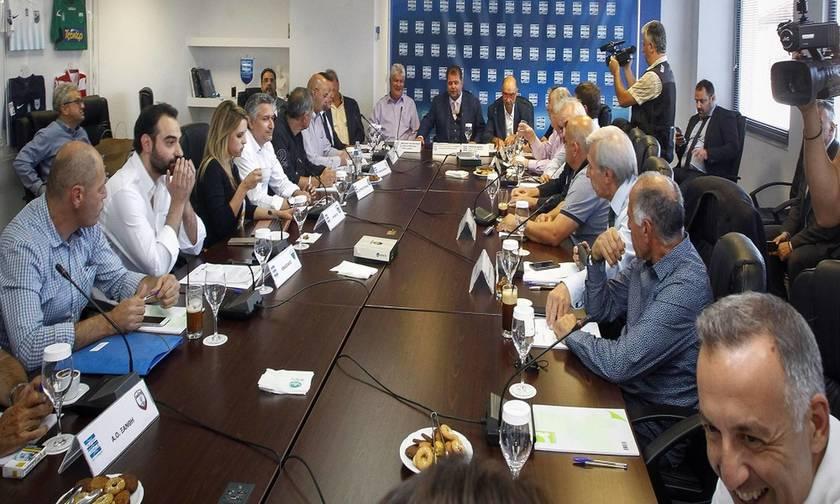 Στο βάθος πρεμιέρα πρωταθλήματος στις 15 Σεπτεμβρίου - Τι θα γίνει σήμερα στη Λίγκα