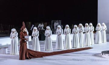 Ηλέκτρα, του Σοφοκλή από το Εθνικό Θέατρο στην Αρχαία Δωδώνη