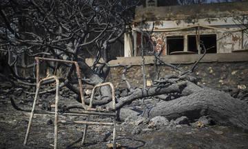 Πυροσβεστική: 80 οι επιβεβαιωμένοι νεκροί, 8 οι αγνοούμενοι