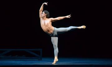 Ο κορυφαίος χορευτής Ιβάν Βασίλιεφ στο Μέγαρο Μουσικής Αθηνών!