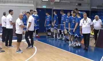 """""""Tελικός""""  με τη Γαλλία στο Ευρωπαϊκό Μπάσκετ Εφήβων"""