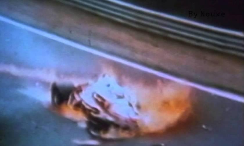 Ο τραυματισμός του Νίκι Λάουντα (video)