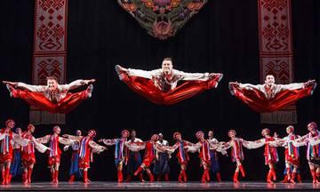 Τα Εθνικά Μπαλέτα Κίεβου Virsky για πρώτη φορά στο Ηρώδειο