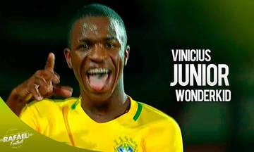 Τα 10 νέα μεγάλα ταλέντα της Βραζιλίας
