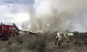 Βίντεο: Επιβάτης κατέγραψε την πτώση του αεροπλάνου στο Μεξικό