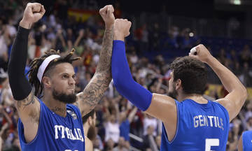 Χωρίς τον Χάκετ η Ιταλία στα Προκριματικά του Παγκοσμίου Κυπέλλου