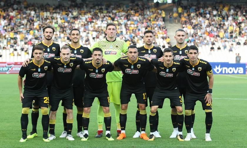 Η λίστα παικτών της ΑΕΚ για τα ματς με την Σέλτικ