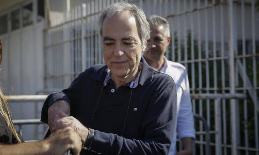 Στις αγροτικές φυλακές Βόλου ο Δημήτρης Κουφοντίνας