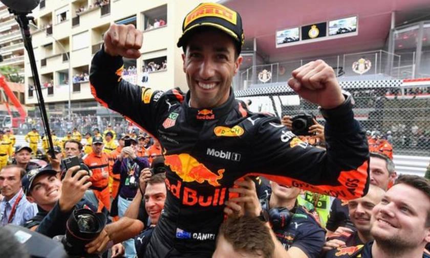 Αποχώρησε από την Red Bull ο Ρικιάρντο