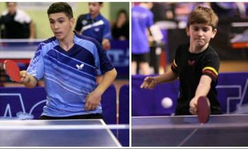 Πολύτιμη εμπειρία για Μύρο και Μήτκα το Βαλκανικό πρωτάθλημα Under 21