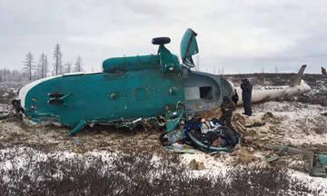 Αεροπορική τραγωδία στη Σιβηρία- 18 εργαζόμενοι νεκροί