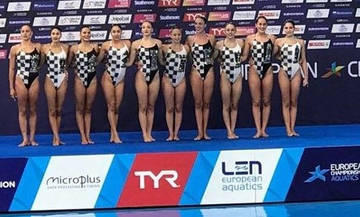 Ευρωπαϊκό Πρωτάθλημα Κολύμβησης: Τέταρτες στον ...κόμπο