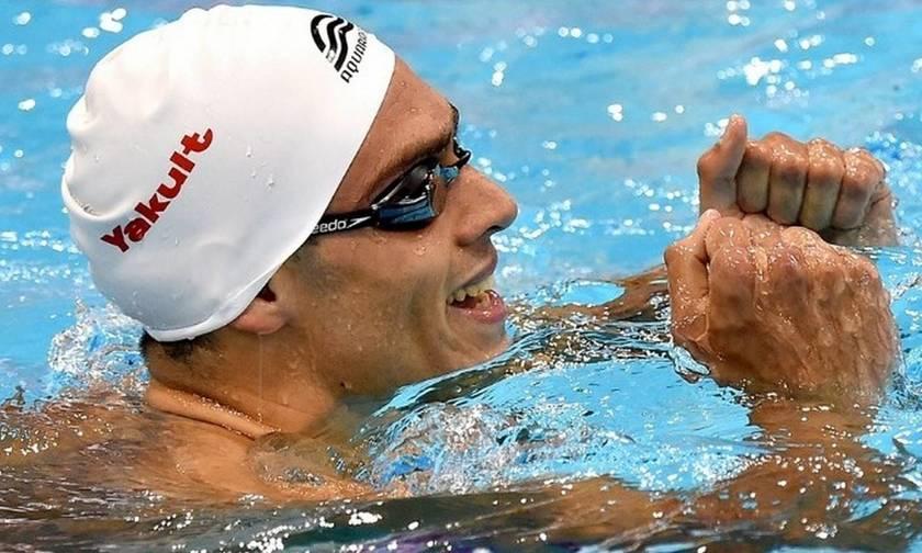 Ευρωπαϊκό Πρωτάθλημα κολύμβησης: Στον τελικό των 200μ. μικτής ο Βαζαίος