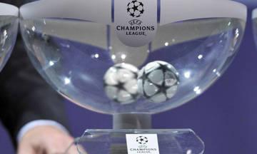 Σε ποιο κανάλι θα δούμε τις κληρώσεις Europa και Champions League
