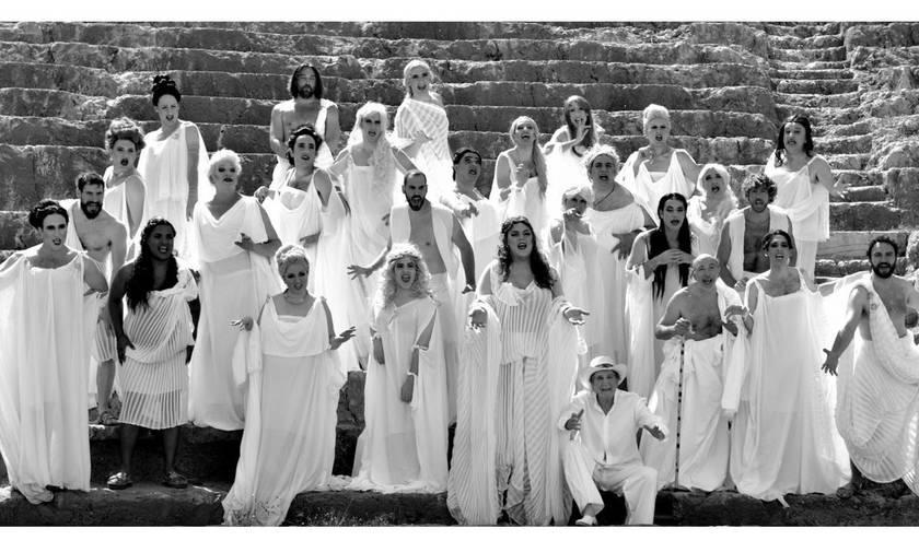 Εκκλησιάζουσες, του Αριστοφάνη στο Βεάκειο Θέατρο