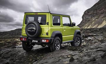 Οι τιμές του νέου Suzuki Jimny στην Ελλάδα