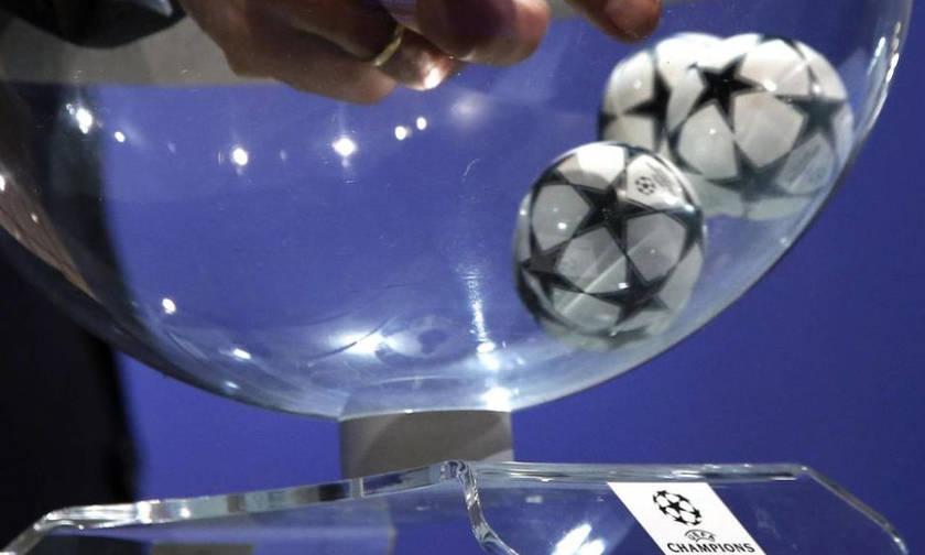 Ώρα κλήρωσης για ΑΕΚ, ΠΑΟΚ και Ολυμπιακό σε Champions και Εuropa League