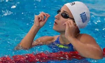 Ευρωπαϊκό Πρωτάθλημα Κολύμβησης: Η Νόρα Δράκου 16η στα 100μ. ύπτιο