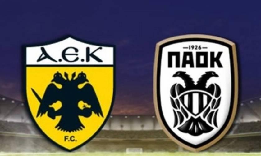 Oι ημερομηνίες σε play off για ΑΕΚ και ΠΑΟΚ εφόσον περάσουν Σέλτικ & Σπαρτάκ